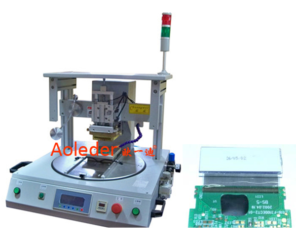 FPC/FFC Connectors,Precision Automatic Soldering Machine for lcd/pcb/fpc/connector,CWPC-1A