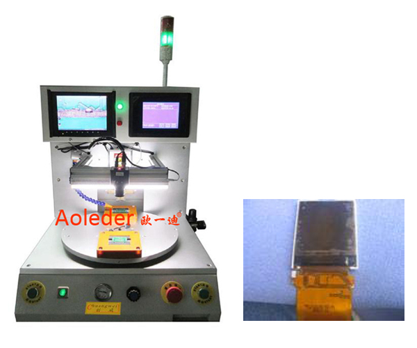 Hot Bar PCD Soldering Machine for PCB / FPC With LCD Display,CWPC-3A