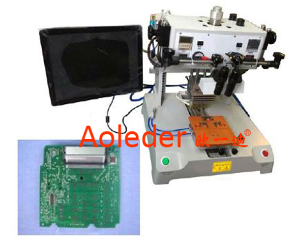 HSC FPC FFC  Hot Bar Solder Machine,CWHP-3A