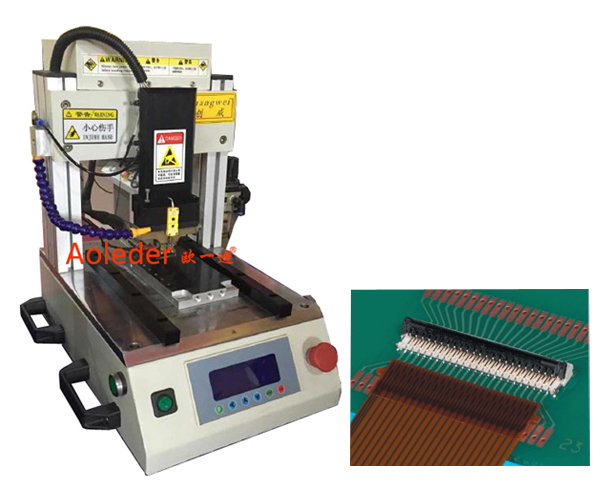 Standard Electronics Hot Bar Soldering Machine FPC To PCB,CWPP-1S