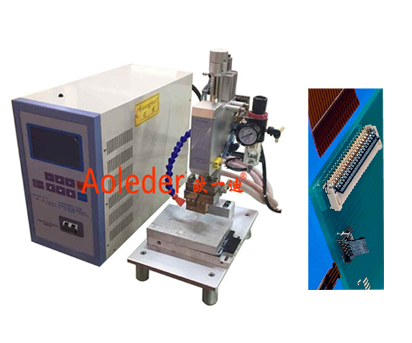Hot Bar PCD Soldering Machine for PCB / FPC With LCD Display,CWPDY