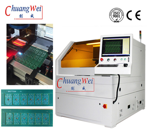 Laser PCB Depaneling (Singulation) Machines | Control Micro Systems,CWVC-5S