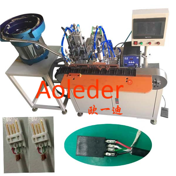 USB Automatic Soldering Machine,CWPU-1A