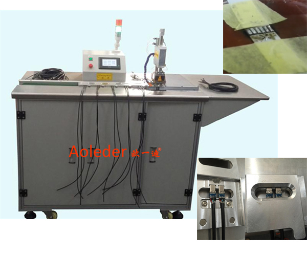 Wire Online Soldering Machine,CWPDY2IN