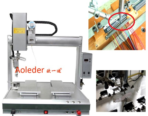 Robotic Soldering Equipment for PCB,CWDH-412