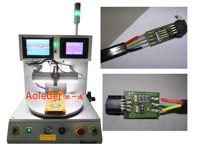 Wire Robotic Soldering Equipment Assembly Solutions,CWPC-3A