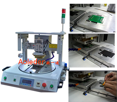 FPC to PCB Hot Bar Solder Robot,CWPC-1A