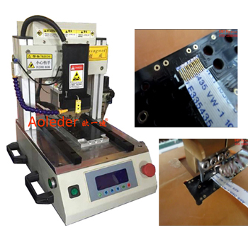 FFC Automated Hot Bar Soldering System,CWPP-1S