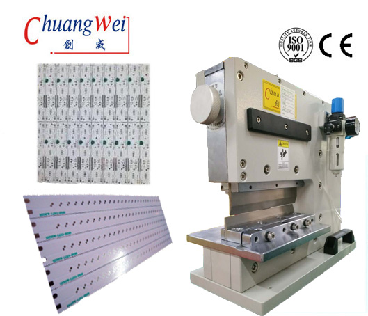 PCB Singulating Speed Control By Operator-PCB Cutting Machine,CWVC-200