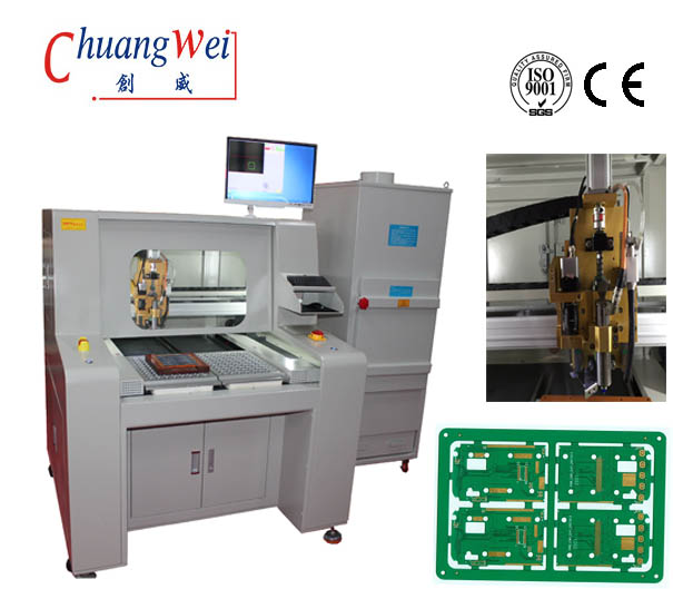 Professional Cutting Printed Circuit Board Pcb and router - Used SMT / PCB Equipment Marketplace,CW-F04