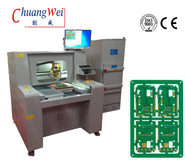 PCB Routers,Separator - Pcb Routing with CNC Router Cutting Machine,CW-F04