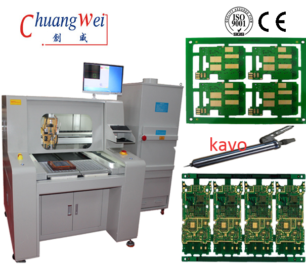 PCB Router Machine,Routing-CNC PCB Router,CW-F04