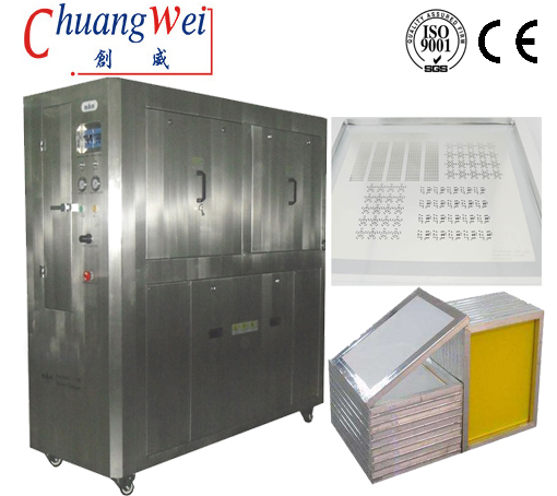 In-Line Spraying Cleaning System-Cleaning Machine Cleaner Equipment Ultrasonic,CW-8100H