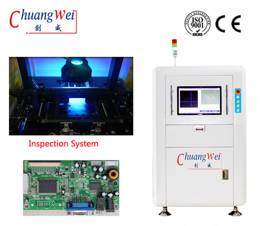 AOI for Solder Paste Mixer, PCB Separator, Solder Paste Inspection,CW-Z588