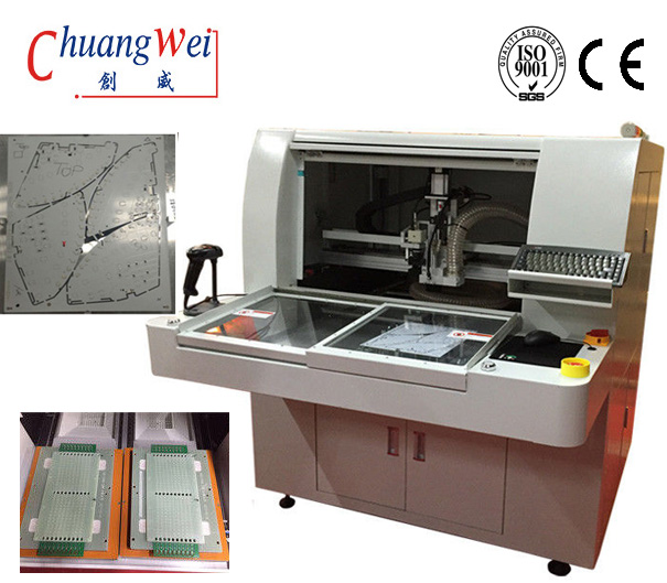 CNC Machine for PCB CNC Router,Depaneling Router,CW-F01-S