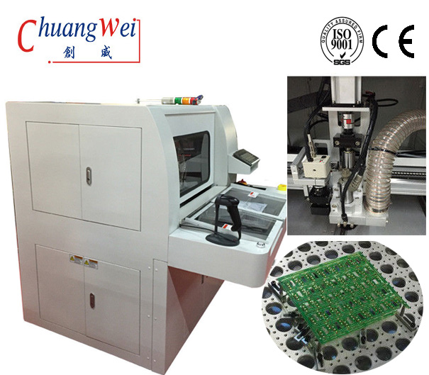Automatic Routers for PCB Separation,PCB Depanelization Systems ,CW-F01-S