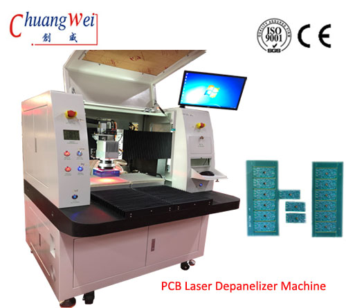 Laser Depaneling of Assembled PCBs / FPCs,PCB Depaneling Technology