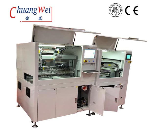 PCB Cutter Machine-PCB Separator for PCB Panel with the Connection Type of Milling Joints