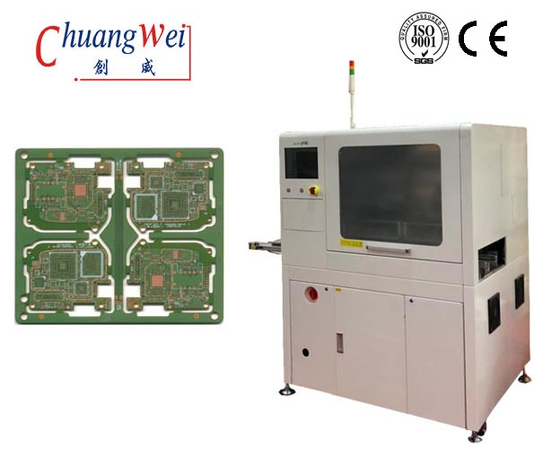 Printed Circuit Boards PCBS Inline Depanelizer Equipment