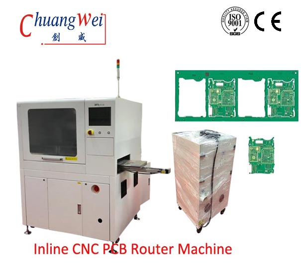 High Speed PCB Depaneler Machine,PCB Depanelizer Machine,PCB Depaneling Equipment