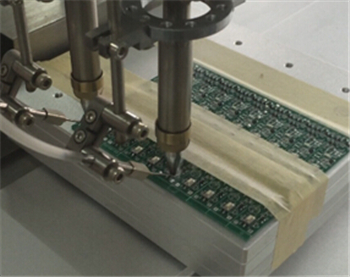 Hot Bar Soldering Bonding Machine