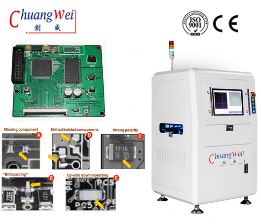 SMT Automated Optical Inspection Systems (AOI)