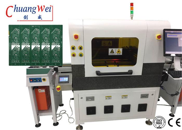 Laser PCB (De-panel) Separator Machine-Online Laser PCB